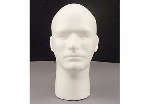 Rothco 503 Male Foam Head With Face