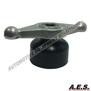 Coats Wheel Balancer Hub Nut W Cup For 28mm Threaded Shaft