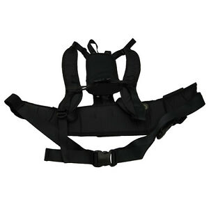 Proteam Backplate System Complete Waist Belt Strap 103166 Backpack Vacuum Parts