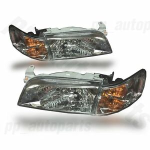 Front Headlight For Toyota Corolla Ae100 Ae101 Ee E100 Wagon 1993 97 Pa36 88 G