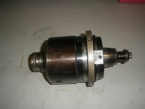 Mori Seiki Cnc Lathe Cl 05 Spindle Collet Chuck Big Bb40 wcjk4 110wd