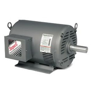 Ehm2535t 8 30 Hp 1770 Rpm 200 V Only New Baldor Electric Motor