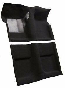 Acc 65 68 Ford Mustang Coupe Molded Carpet Set W Correct Heel Pad choose Color