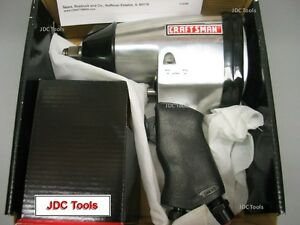 Craftsman 1 2 Drive Air Impact Wrench Pneumatic Model 91183 Metal Body