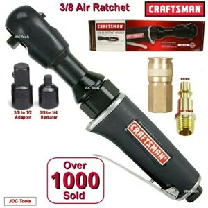 Craftsman 3 8 Drive Air Ratchet Wrench 45 Ft Lbs New
