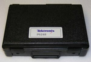 Tektronix P6248 1 7ghz Differential Probe Accessories New 2