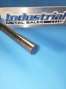 S7 Tool Steel Round Bar 3 4 Dia X 12 long free Shipping