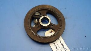 94 98 Ford Mustang Oem Engine Motor Crankshaft Crank Shaft Pulley