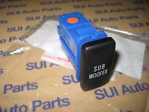 Toyota Fj Cruiser Sub Woofer Subwoofer Button Switch Factory Oem New 2007 2011