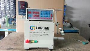 Computer Cnc Automatic Coil Winder Large Torque Winding Machine 0 03 2mm Wire