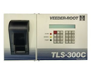 Veeder root Gilbarco Tls 300c Tank Monitor Tls 300 With 2 input Probe Module
