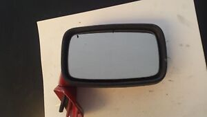 1988 Porsche 944 Turbo Passenger Side Rear View Side Mirror 944 731 022 01