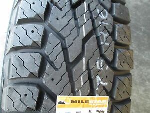 4 New 265 70r16 Milestar Patagonia A T Tires 70 16 R16 2657016 70r All Terrain