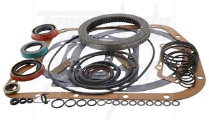 Chrysler 727 Transmission Overhaul Rebuild Kit Tf 8 62 70