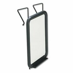 Safco Panelmate Dry Erase Marker Board 11 X 14 Surface Charcoal saf4158ch