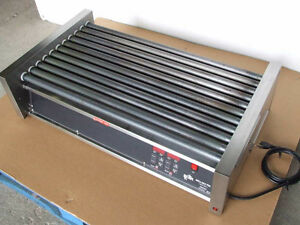 Hot Dog Roller 50scf Grill max Pro By Star Manufacturing