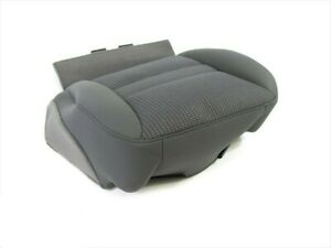 07 08 Dodge Ram 1500 New Slate Gray Front Left Drivers Side Seat Cover Mopar