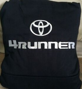 Seat Covers For 4runner 2010 2020 Custom Full Set front And Back Seats
