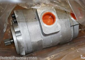 M916 M920 Military Semi Truck Pto Hydraulic Winch Pump Ma253 21007 Cross 300263