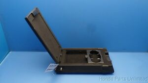01 05 Vw Passat Oem Center Arm Rest Console Compartment Storage Tray Cup Holder