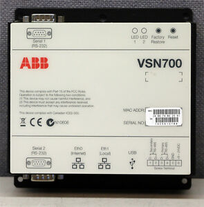 Power one Abb Vsn700 01 Solar Monitoring Data Logger Inverter