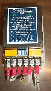 Russelectric Inc Tda Time Cyc 0 31 Min Time Delay W 5 Min Fixed d3