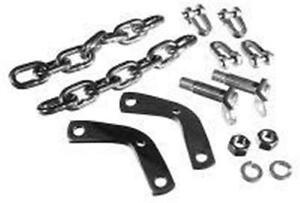 Ford 9n 2n 8n Naa Jubilee Tractor Drawbar Check Chain Kit