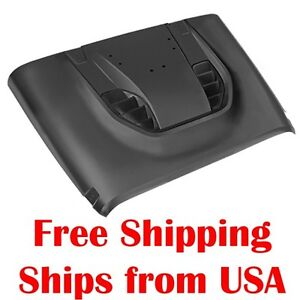 Jeep Jk Wrangler Rubicon 10th Anniversary Metal Vented Replica Hood 07 16 Primer
