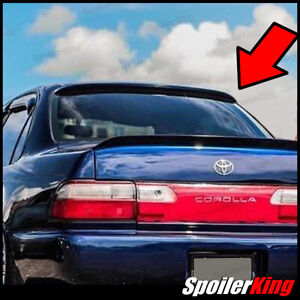 284r Stancenride Rear Roof Spoiler Window Wing Fits Toyota Corolla 1993 97 4dr