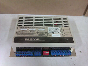 Novar Etc 1 Electronic Thermostat Controller V138