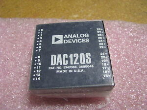 Analog Devices Digital Analog Converter Ic Part Dac12qs