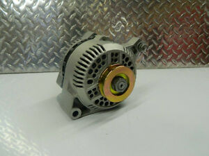 Left Eye Blind 160amp 3g Alternator With Harness