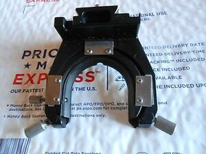 Olympus Bh2 Bhtu Microscope Condenser Holder Free Us Shipping