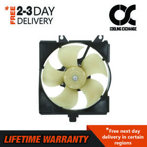 Radiator Engine Cooling Fan Assembly For Dodge Plymouth Neon 95 99 2 0 L4