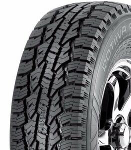 Set Of 4 New 235 75r15 X l Nokian Rotiiva At All Terrain Tires 235 75 15 700aa