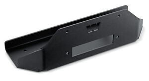 Warn Winch Mount Plate For M8274 50 To Stubby Bumper Without Grille Guard