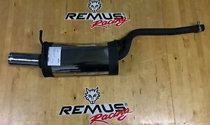 Remus Car Vw Passat Syncro 98 Rear Sport Exhaust Silencer Right Side Only
