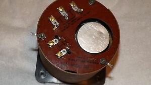 Vintage Motor Driven X ray Time Switch Model 42 Accurate Timer Switch