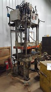 50 Ton Capacity Greenard 4 post Hydraulic Press For Sale