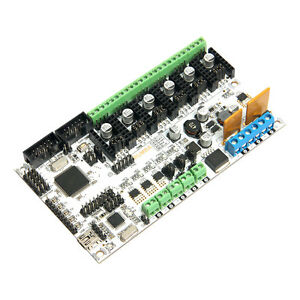 Geeetech Rumba Atmega2560 Controller Board Support 6pcs A4988 For 3d Printer