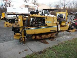 2005 Vermeer Navigator D16x20a Horizontal Directional Drill Parts
