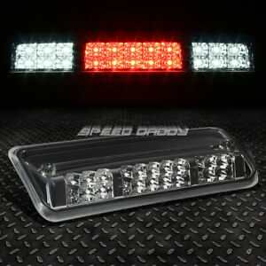 For 04 08 Ford F150 Dual Rows Led Third 3rd Tail Brake Light Cargo Lamp Smoked
