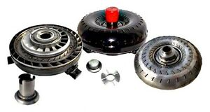 Torque Converter Ford C4 2400 2800 Stall 24 Spline Case Filled 10 5 Bc