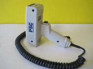 Psc Barcode Hand held Scanner Used Model 4100 13002 4100 13002 30day Guarantee