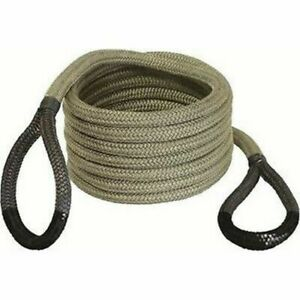 Bubba Rope 176655bkg 3 4 X 20 Renegade Black Eyes Recovery Rope