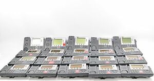 Lot Of 20 Cisco Systems Cp 7940g Ip Phone Voip 7940 Bases Only Broken Stand