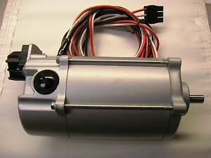 Dc Motor Generator 1 3hp 12v 26a Dc 2650 Rpm Electric Permanent Magnet