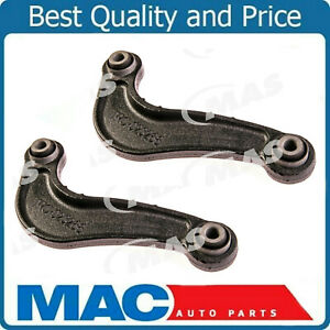 Rear Upper Suspension 2pc Control Arm Set For 2007 2010 Ford Edge Lincoln Mkx