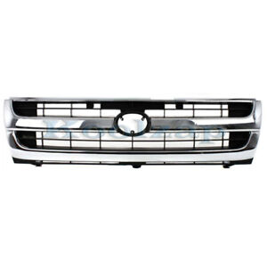 For 97 00 Tacoma Pickup Truck Rwd Front Grill Grille Assy To1200205 5310004070