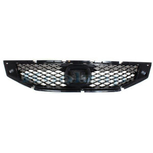 08 09 10 Accord Coupe Front Face Bar Grill Grille Assembly Ho1200192 71121te0a01